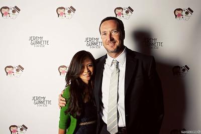 Jeremy + Linnette David | Photobooth