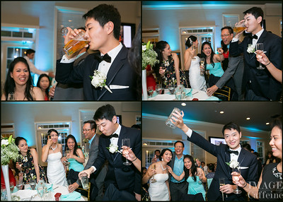 Jerry and Chuanxue's wedding