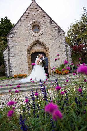 Jes & Brad {wedding day}