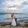 Jess and David's Cocoa Beach Wedding