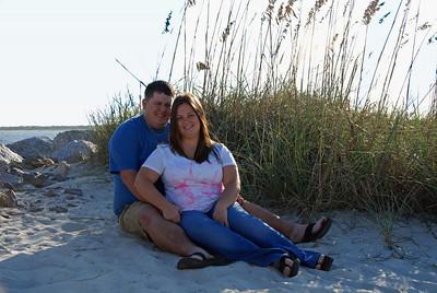 Engagement Pix @ the Beach