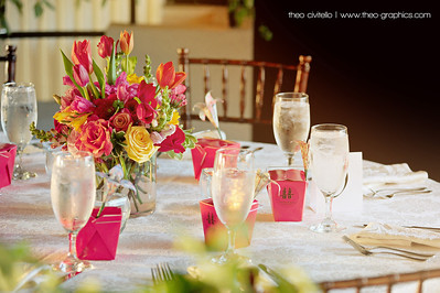Wedding Reception Table Setting   www.theo-graphics.com  www.flickr.com/theo_c  www.facebook.com/theographics