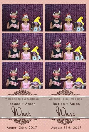 Jessica & Aaron  -  August 26, 2017