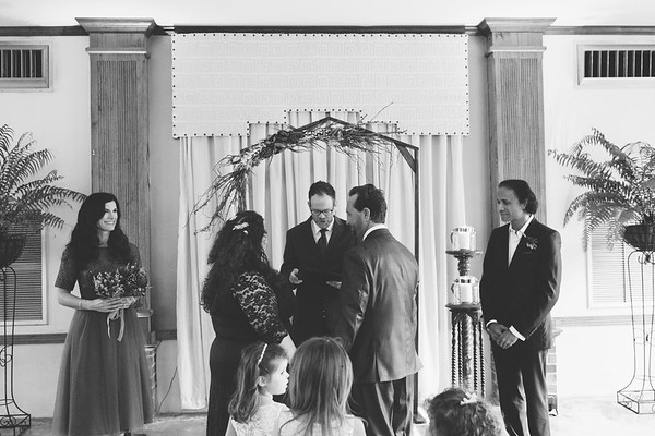 Jessica + Al Ceremony