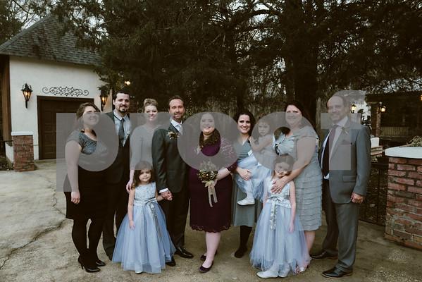 Jessica + Al  Family & Friends