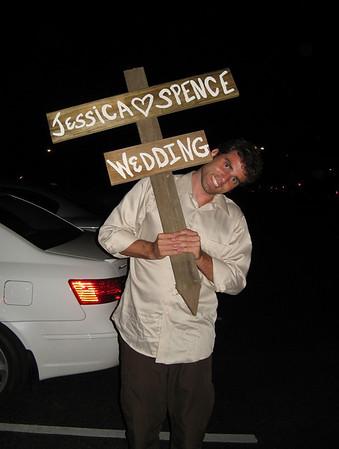 Jessica Bland's Wedding