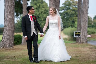 Jessica & Chris at Hallmark Hotel Stourport Worcestershire