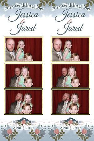 Jessica & Jared - April 1, 2017