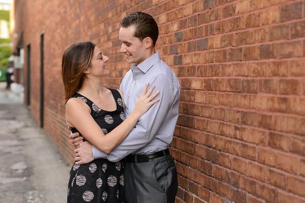 Jessica & Jason Engagement
