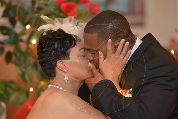 Jessica & Kenyatta Wedding