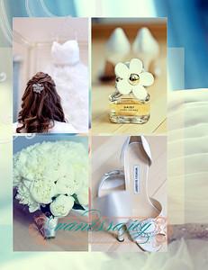 jessica levy wedding album layout 005 (Side 9)