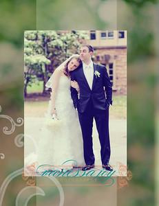 jessica levy wedding album layout 015 (Side 29)
