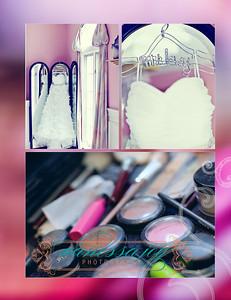 jessica levy wedding album layout 003 (Side 6)