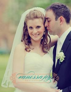 jessica levy wedding album layout 014 (Side 27)