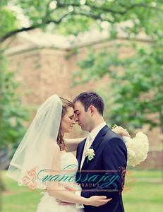 jessica levy wedding album layout 013 (Side 26)