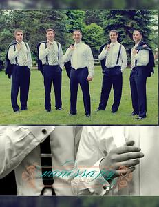 jessica levy wedding album layout 021 (Side 41)