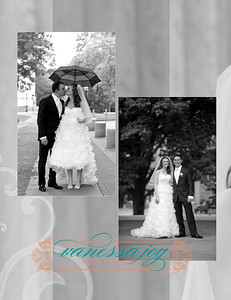 jessica levy wedding album layout 016 (Side 31)