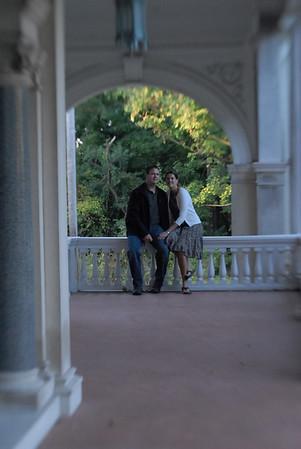 Jessica & Shaun, October 4, 2008