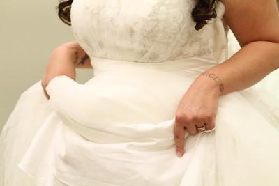 Jessica Wedding Dress Fitting