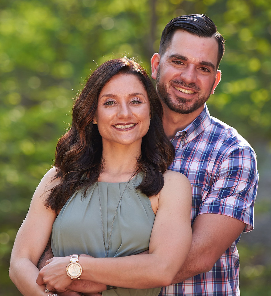 Jessica and Brian Engagement 1