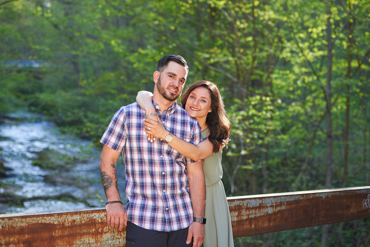 Jessica and Brian Engagement 10