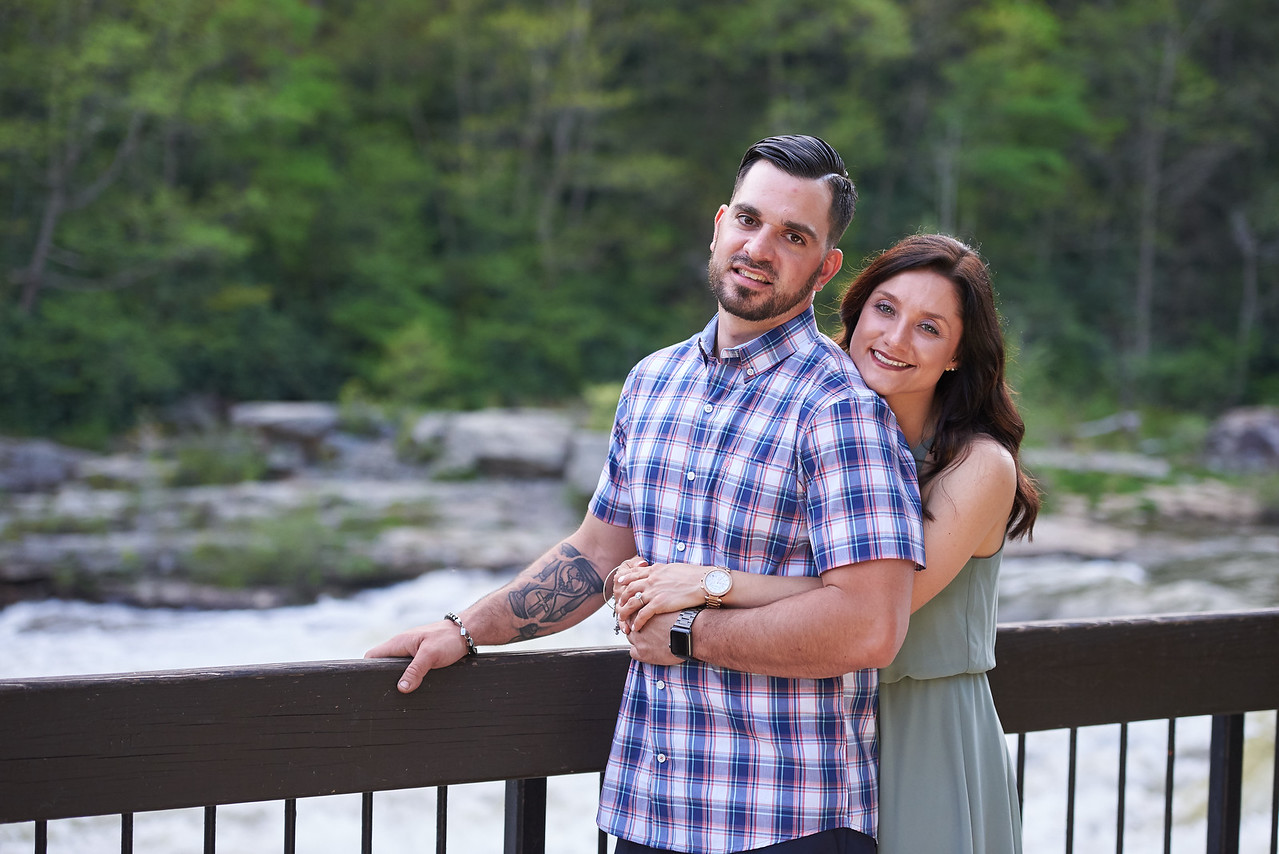 Jessica and Brian Engagement 5