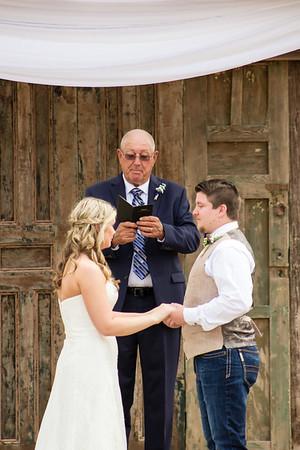 Jessica and David Wedding 2018
