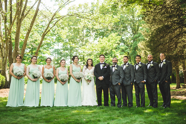 4. Bridal Party