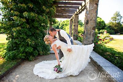 Jessica & Craig {wedding day}