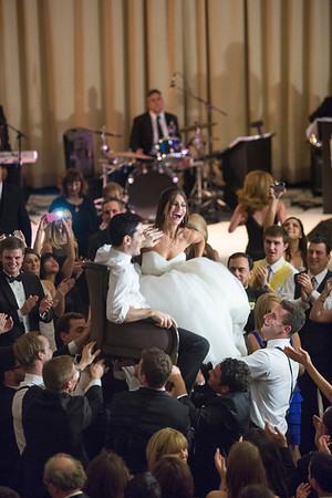 Wedding of Jessica Schwartz and Drew Morris, The Standard Club, Chicago. Photo by Megan Bearder Photography.