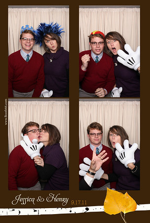 Jessica & Henry's Wedding