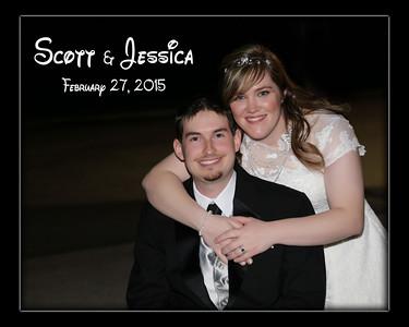 Jessica & Scott uploading now...