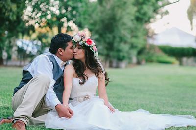 Jesus & Grace Wedding | Modesto, CA