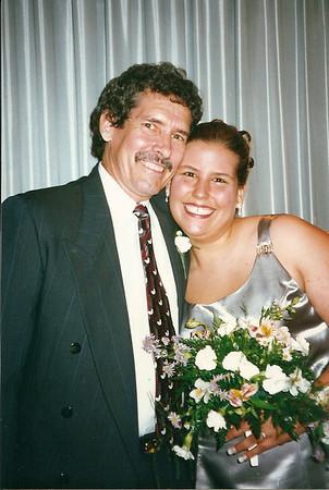 Ed, Jr., Katey at Eddie & Jill's wedding 6/97