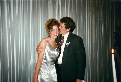 Colleen & Ed at Jill & Eddie's Wedding    6/97