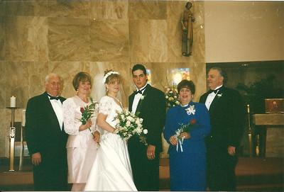 Jill & Eddie's Wedding    6/97