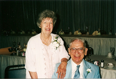 Mom & Dad Cerne at Eddie & Jill's Wedding    6/97