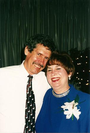 Ed & Noreen at Jill & Eddie's Wedding    6/97