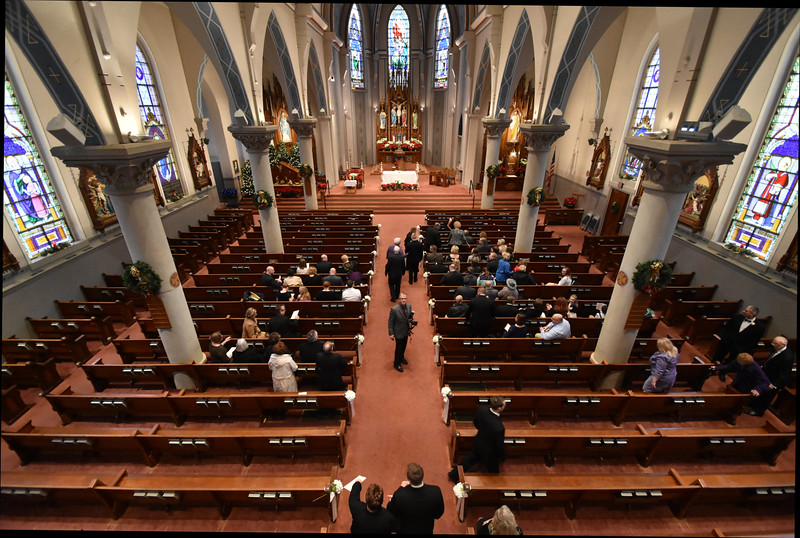 Jill and Michael Wedding Ceremony Photos
