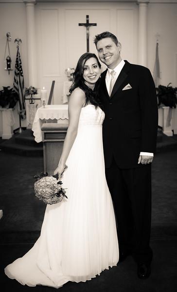 Jill and Josh Wedding