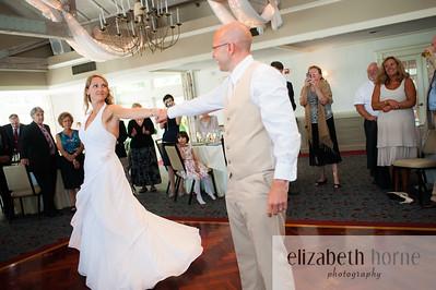 Jillian & David Reception