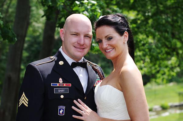 Jillian and Jeremy Shay