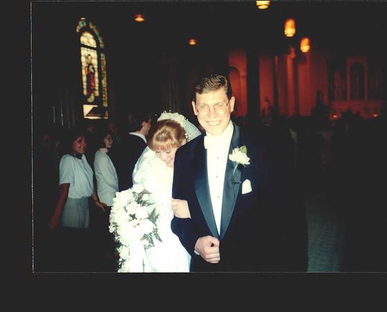 Jim & Sheila Walent Wedding