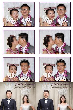 Jim & Yvonne
