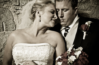 Jim and Robyn Wedding Day