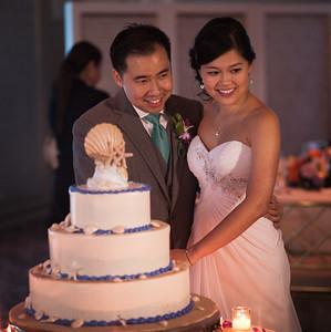 Joan and Frank Tsou's Wedding