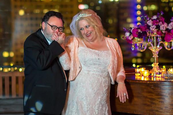 Joanie and Gary