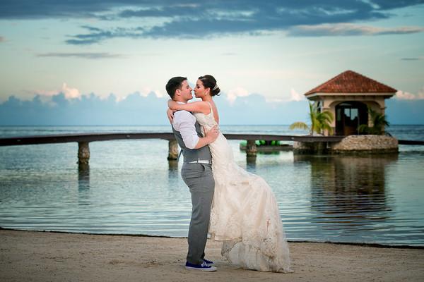 Joanna & John - Wedding - Belize - 3rd of December 2016