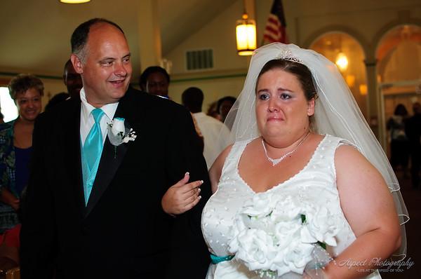 Joanna and Kevin Wedding - Ceremony