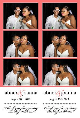 Joanna & Abner